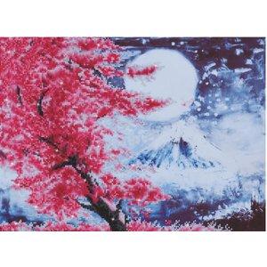 Diamond Dotz Cherry Blossom Mountain