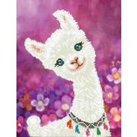 Diamond Dotz Diamond Facet Art Kit - Lulu Llama