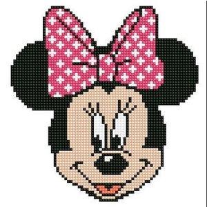 Diamond Dotz Disney Diamond Facet Art Kit - Minnie Face