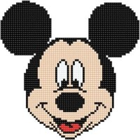 Diamond Dotz Disney Diamond Facet Art Kit - Mickey Face