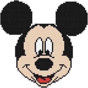 Diamond Dotz Disney Diamond Facet Art Kit - Mickey Face