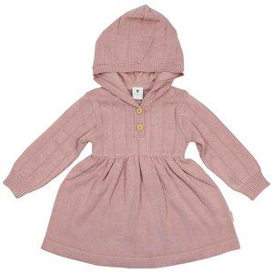 Korango Cable Knit Dress - Pink
