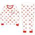 Nola Tawk (Child) 12 Days of Louisiana Christmas - Organic Cotton Pajama Set