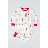 Nola Tawk Child - Nutcrackers Organic Cotton Pajama Set