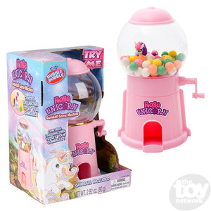 The Toy Network Unicorn Gumball Machine Game