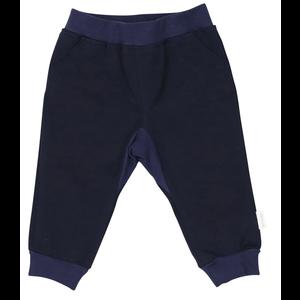 Korango Pants - Soft Waisted Chinos - Navy with Drop Crotch