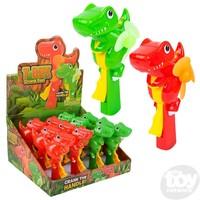 The Toy Network T-Rex Dinosaur Crank Fan