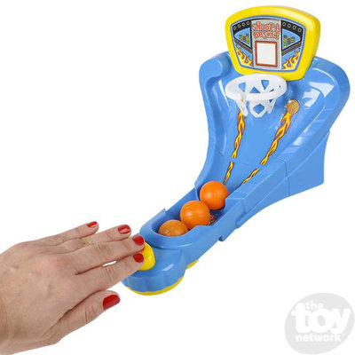 """The Toy Network Crazy Shot Basketball Game 11""""X8"""""""