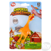 The Toy Network Chicken Slingshot