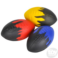 The Toy Network Foam Flame Football
