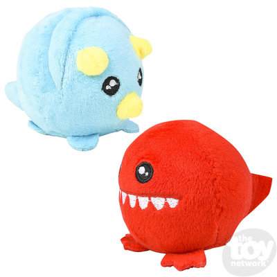 The Toy Network Deluxe Squishie Plush Dinosaurs