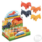 The Toy Network Stretch Dachshund Dog