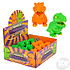The Toy Network Squeeze and Stretch Dinosaur - Soft & Gooey - Squeeze It!