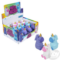 The Toy Network Puffer Squishie Unicorn