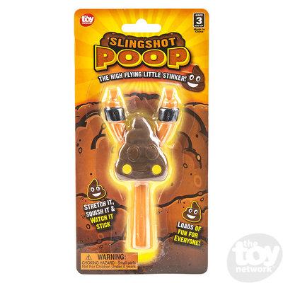 The Toy Network Poo Slingshot