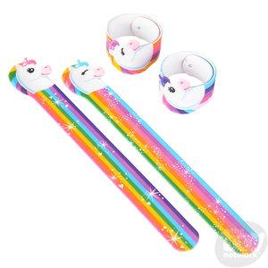 The Toy Network Unicorn Shaped Slap Bracelet