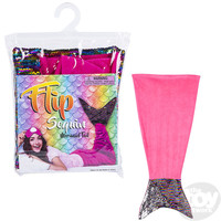 "The Toy Network Mermaid Tail Wearable Blanket (45"")"