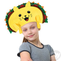 The Toy Network Taco Cat Hat