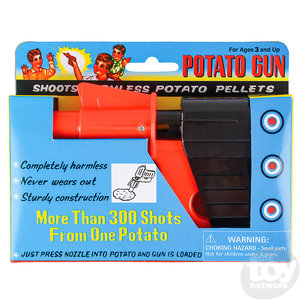 The Toy Network Potato Gun