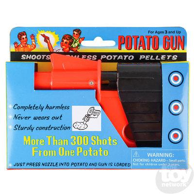 The Toy Network Potato Gun