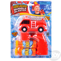 The Toy Network Light and Sound Fire Truck Bubble Blaster