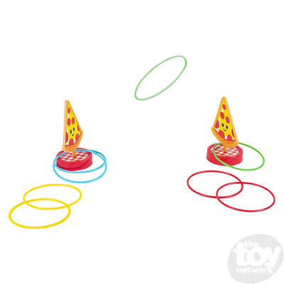 The Toy Network Pizza Toss Game