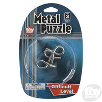 The Toy Network Metal Wire Puzzles