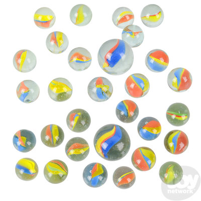 The Toy Network Marbles Game Set - 15 Pieces