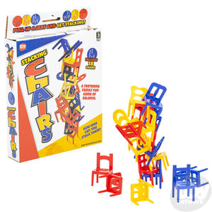 The Toy Network Balancing Chair Game