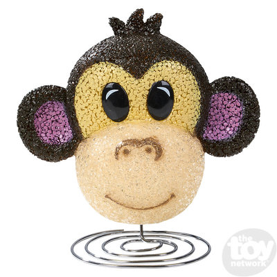 The Toy Network Sparkle Monkey Lamp