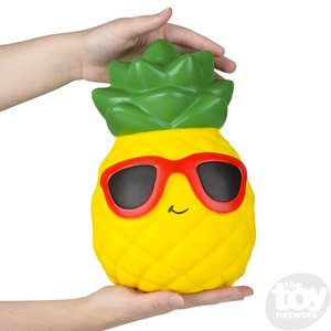 "The Toy Network Jumbo Squishie Pineapple (10.5"")"