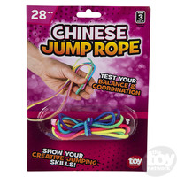 The Toy Network Chinese Jump Rope - 28""