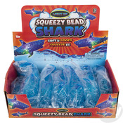 The Toy Network Light-Up Squeezy Bead Shark