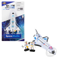 The Toy Network Shuttle with Astronauts - 3 Pieces