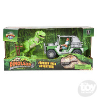 The Toy Network T-Rex Dinosaur Adventure Set