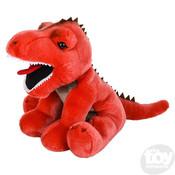 "The Toy Network Heirloom Floppy T-Rex Dinosaur Plush Stuffed Animal (12"")"
