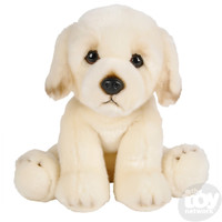 "The Toy Network Heirloom Floppy Golden Retriever Plush Stuffed Animal (12"")"