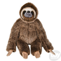 "The Toy Network Heirloom Sloth Plush Stuffed Animal (15"")"
