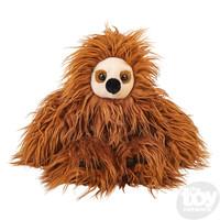 "The Toy Network Heirloom Shaggy Sloth Plush Stuffed Animal (16"")"