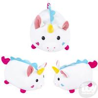 """The Toy Network Bubble Pal Pillow Unicorn Plush Stuffed Animal (10"""")"""