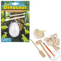 The Toy Network Glow in Dark Dinosaur Dig Excavation Set