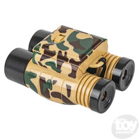 The Toy Network Camouflage Binoculars