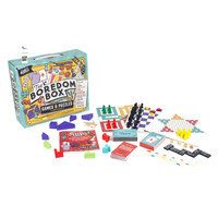 Professor Puzzle The Indoor Boredom Busting Box - Games & Puzzles - Ages 6+