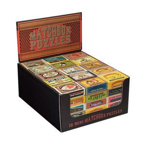 Professor Puzzle Mini Matchbox Puzzles