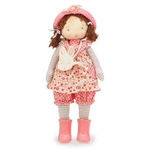 Bunnies by the Bay Daisy Girl…Friend - Brunette Doll - A Pretty Girl is Pretty Inside!