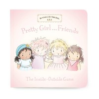 Bunnies by the Bay Pretty Girl…Friends: The Inside-Outside Game - Board Book