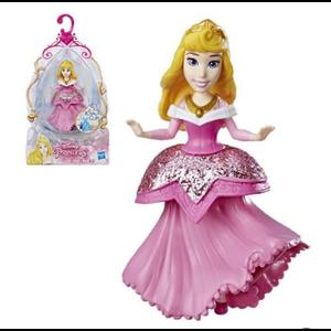 BBCW Sleeping Beauty - Princess Aurora - Pink Dress - Disney Princess Dolls - Royal Clips Fashion