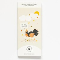 Sweeter Cards Chocolate Thanksgiving Card - Eat More Turkey