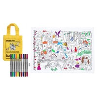 Eatsleepdoodle Fairytales and Legends Placemat to Go