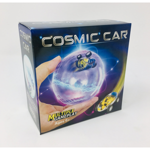 Spin Copter Cosmic Car